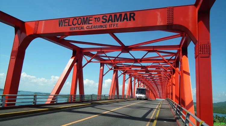 San Juanico Bridge Photo
