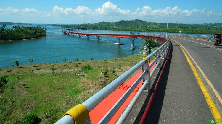 San Juanico Bridge new image