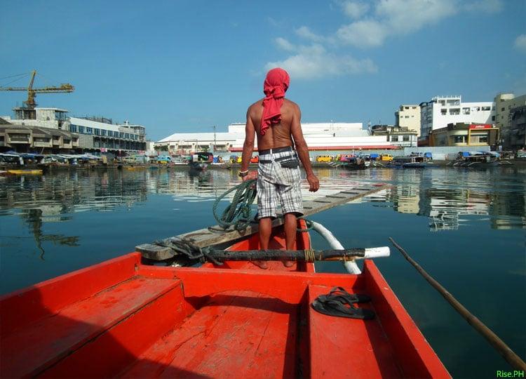 Tacloban Pier August 2014