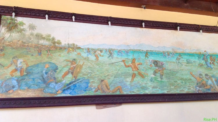 The Battle of Mactan