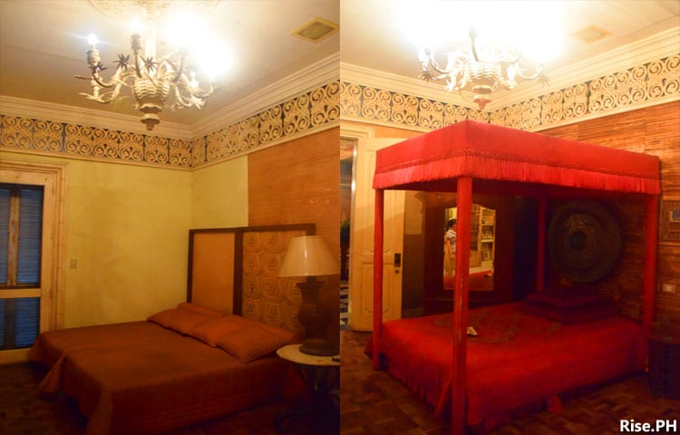 The Bicolnon and Muslim beds