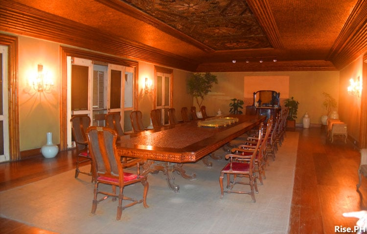 18 Seater Conference Table and Chairs