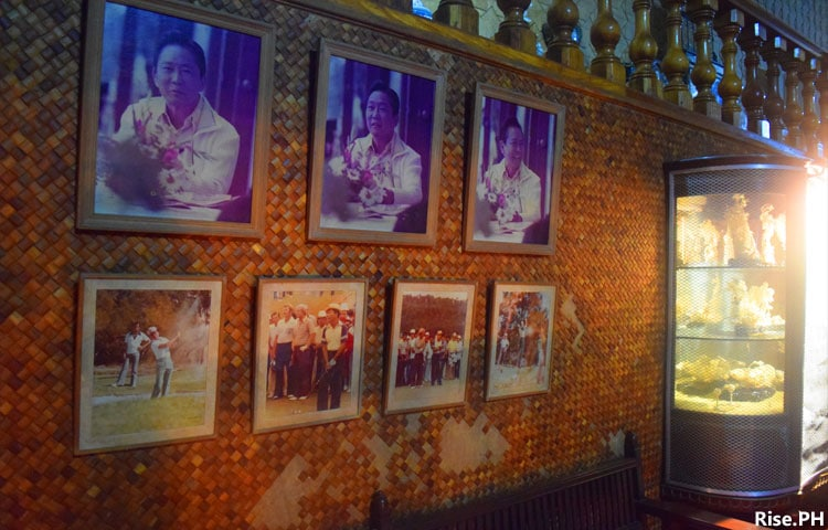 Pictures of President Ferdinand Marcos