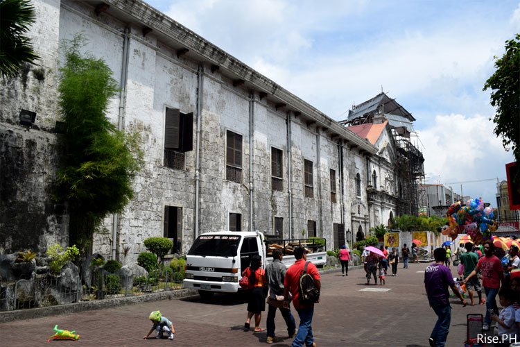 Santo Niño Church in Cebu