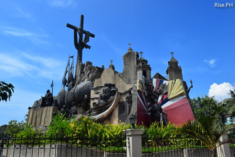 The Heritage of Cebu Monument