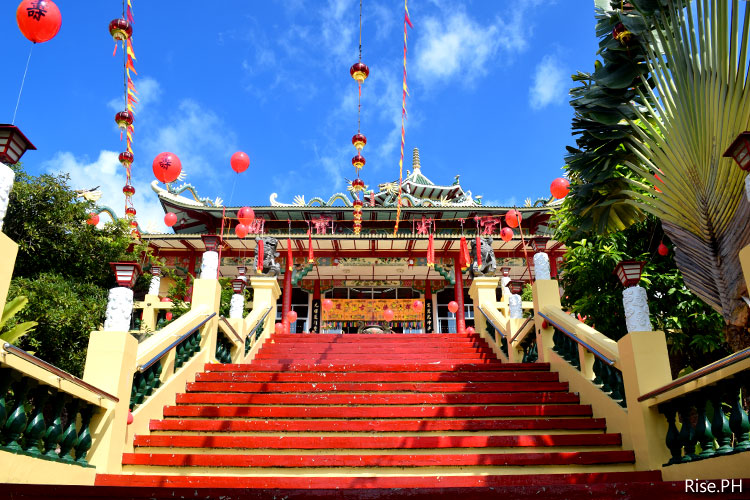 The Taoist Temple Cebu City