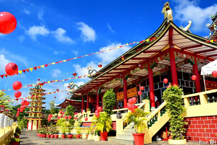 Visit Taoist Temple