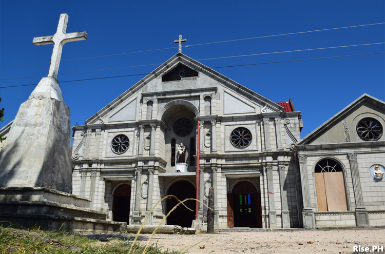 Sulangan Church