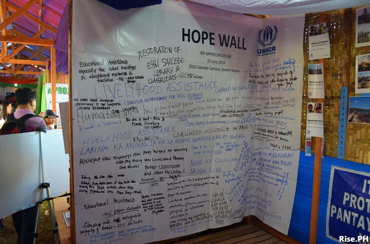 Hope Wall Guiuan