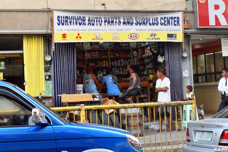 Survivor Auto Parts Center