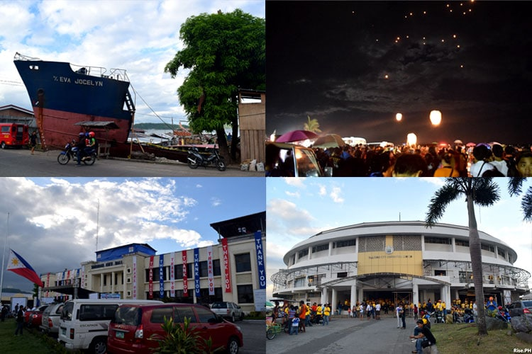 Tacloban one year after yolanda