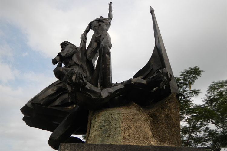 Spirit of Pinaglaban Monument