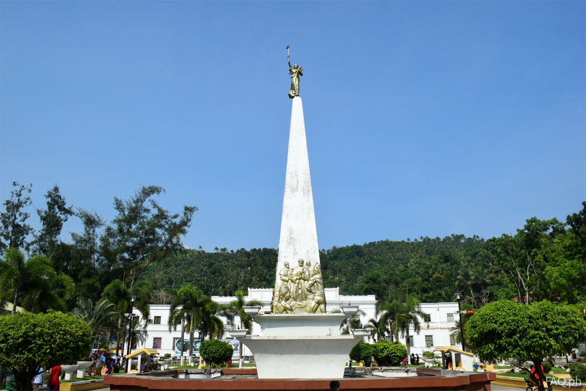 The Obelisk at Catbalogan City