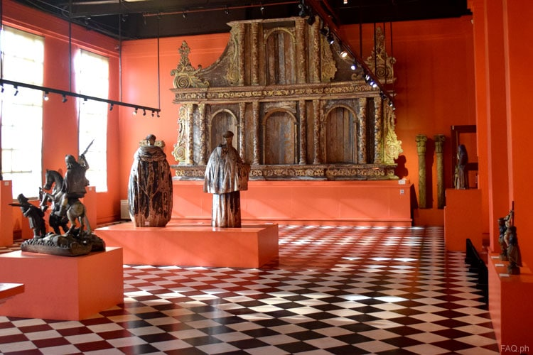 religious sculptures of the Philippines