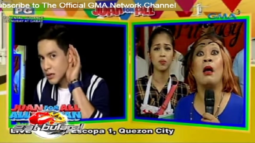 Alden, Yaya Dub and Lola Nidora communicating through a split screen. Photo screenshot from igma – YouTube