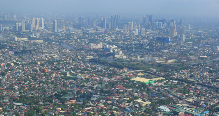 Metro Manila Air Pollution