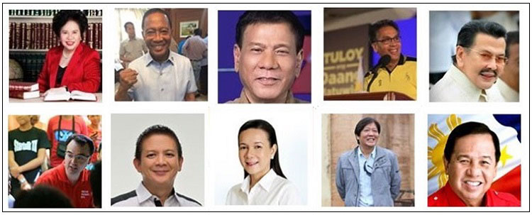 Philippine Presidential Survey Rigged? - Adobo Chronicles