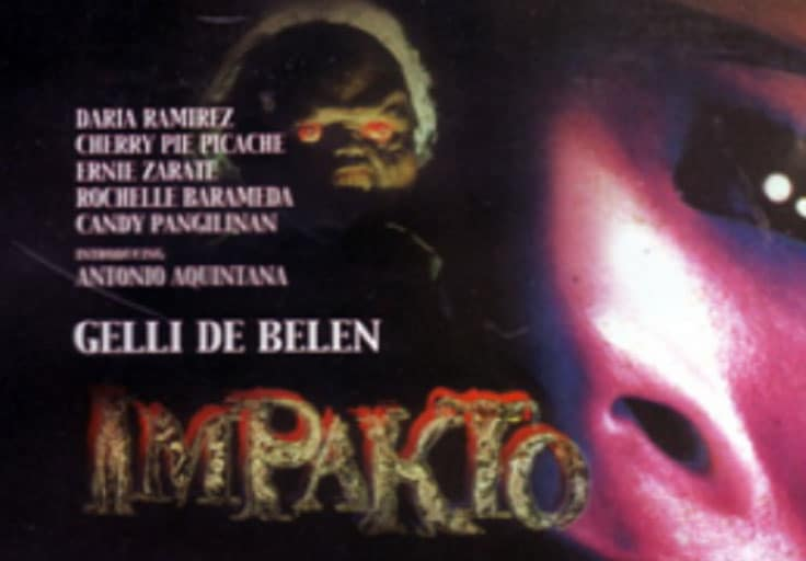 Poster of the movie Impakto