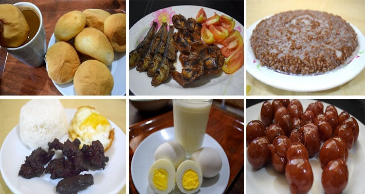 top Filipino breakfast