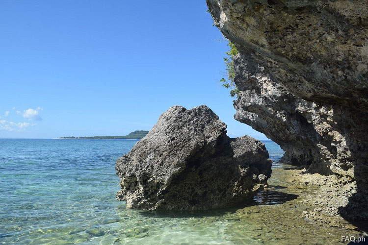 Giant Rocks in Mahaba Island