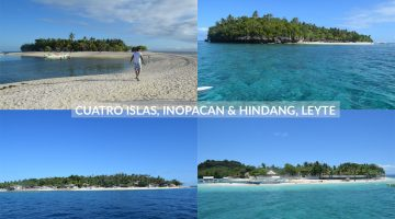 How to Get to Cuatro Islas in Leyte: Digyo, Mahaba, Apid and Himokilan Islands