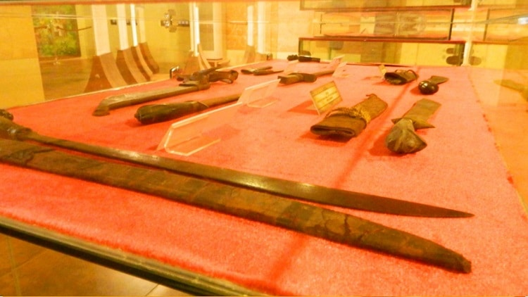 Weapons used by the Katipuneros