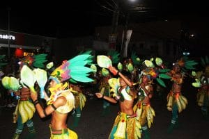 Parade of lights (brgy. category)