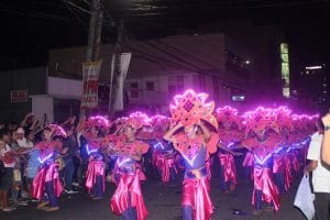 Parade of lights Brgy. Category
