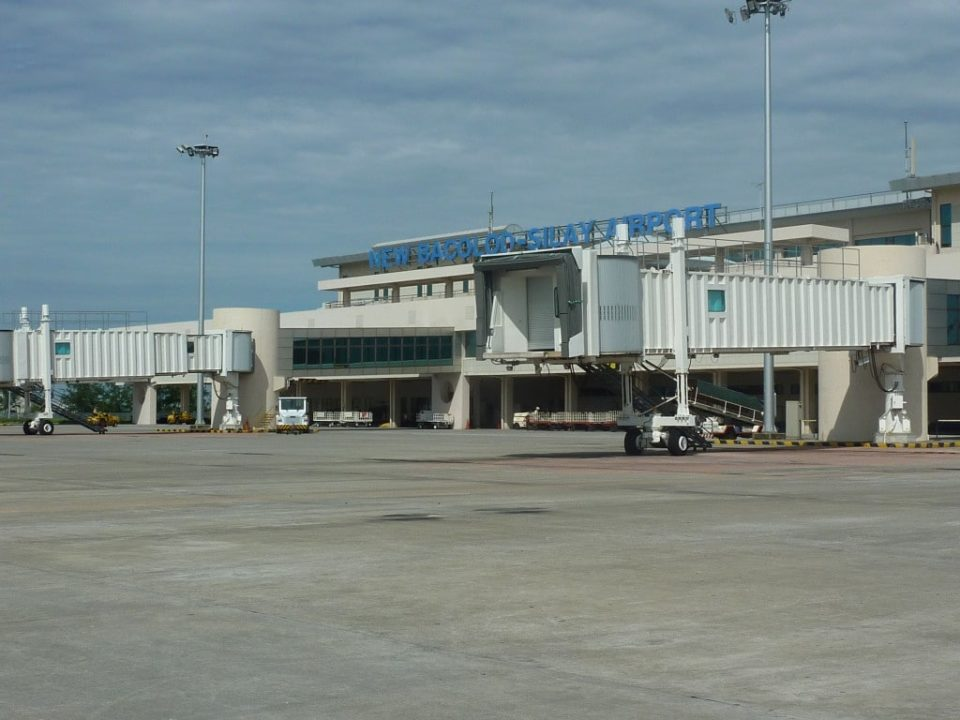 Bacolod silay airport