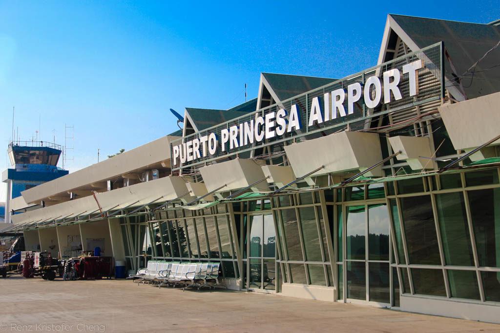 Puerto Princessa Airport