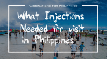 Vaccines Advice for Travelers to Philippines